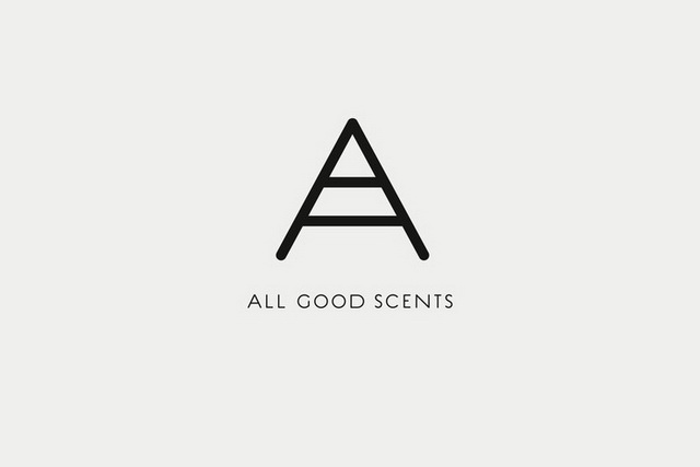 All Good Scents'香水包装